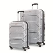 近期好价!限时高返16%!【中亚Prime会员】Samsonite 新秀丽行李箱套装 28寸+20寸