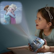 【中亚Prime会员】Philips 飞利浦 Disney Frozen 冰雪奇缘 儿童夜灯/投射灯