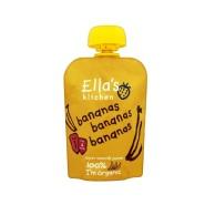 【买3付2+额外9折】Ella's Kitchen 艾拉厨房 香蕉泥 70g