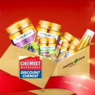【低至6.5折】Chemist Warehouse:精选 Healthy Care 食品保健、美妆个护专场