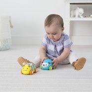 【中亚Prime会员】Skip Hop 小刺猬拉动跑车回力车 宝宝早教益智玩具
