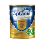 【限时上架】Nutricia Aptamil 爱他美金装 婴幼儿配方牛奶粉 2段 6-12个月 900g