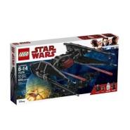 仅剩1件!LEGO 乐高星球大战  凯洛∙伦 TIE 战机