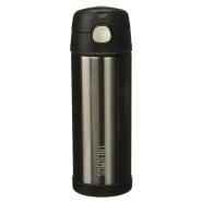 【中亚Prime会员】Thermos 膳魔师 不锈钢保温水杯 480ml 木炭色