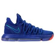 NBA 总决赛MVP脚下的秘密 Nike 耐克 Zoom KDX 男士篮球鞋 赛车蓝