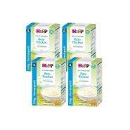 【立减5欧+免邮中国】Hipp 喜宝 有机纯大米免敏米粉 4个月+ 350g*4盒