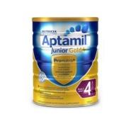 【限量补货】Aptamil 爱他美 金装4段婴幼儿奶粉 900g