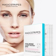 好价+免邮中国!Feelunique中文官网:Magicstripes 玻尿酸胶原蛋白护肤品