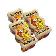 【立减3欧+免邮中国】Haribo 哈瑞宝 金熊水果软糖 450g*3盒