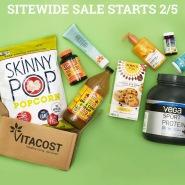 【今晚结束】Vitacost:全场食品保健、美妆个护、母婴用品等