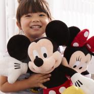 Disney 迪士尼:精选百款经典热卖毛绒玩具