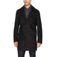 【中亚Prime会员】Hawke&Co 男式100%羊毛麦尔登大衣