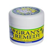 【4件免郵】Grans Remedy 新西蘭神奇除腳臭粉 原味 50g