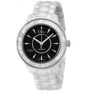 【情人节特卖】Christian Dior 克里斯汀•迪奥 Dior VIII 系列 CD1245E3C004 女士奢华时尚腕表