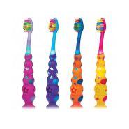 CareDent 儿童1分钟定时闪光提醒星光乳牙刷 1支