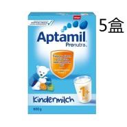 【中亚Prime会员】Aptamil 爱他美幼儿奶粉1+段*5盒装