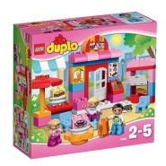 仅剩1件!LEGO DUPLO 乐高 得宝系列 咖啡厅 10587