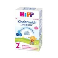 【3件立减3欧+最高立减9欧】Hipp 喜宝 有机益生菌婴幼儿配方奶粉 2+ 600g