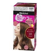【中亚Prime会员】花王 Blaune 泡沫染发剂 玫瑰棕色