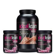限时6折!IdealFit IdealLean 30天 女士健身瘦身套餐
