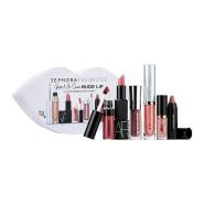 新品超值礼盒!Sephora 丝芙兰精选裸色唇膏唇釉7件套(价值$83)