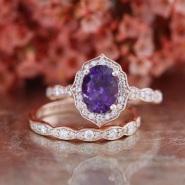 Jewelry.com 官网:精选 Amethyst 紫水晶生日石项链、戒指等首饰