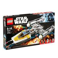 【中亚Prime会员】LEGO 乐高 星球大战 75172 Y-翼星际战机