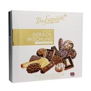 免邮中国!Das Exquisite 十五种精选美味巧克力饼干 500g