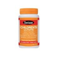 【运费5折】Swisse 儿童复合维生素咀嚼片 120片
