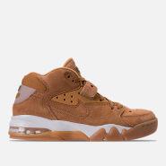 复古战靴再出击!Nike 耐克 Air Force Max Premium 小麦色男士篮球鞋