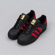 """白菜价+码超全!Adidas Originals 三叶草""""superstar"""" 金标 大童款运动鞋"""