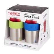 【中亚Prime会员】Thermos 膳魔师 易拉罐保冷杯 350ml*4件装