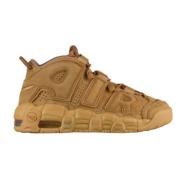 秋冬 Wheat 系列配色又降价了!潮人明星都在穿的 Nike 耐克 Air More Uptempo 大童篮球鞋