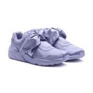 【补货了】Rihanna x Puma Fenty 蕾哈娜合作款 蝴蝶结运动鞋 两色可选