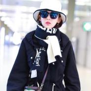 古力娜扎同款 Isabel Marant Etoile 黑色夹克