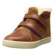 【美亚自营】UGG T Rennon 棕色粘扣童鞋
