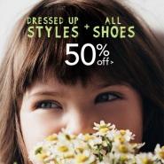 Gymboree 金宝贝:全场儿童服饰、鞋子等