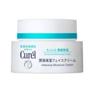 【Cosme大赏上榜产品】Curel 花王珂润 润浸保湿滋养乳霜 40g