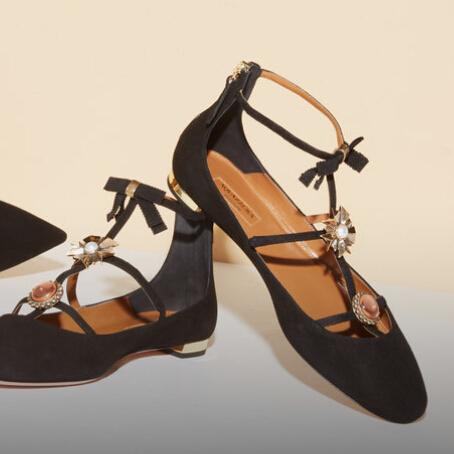 Gilt:精选 Aquazurra 时尚美鞋