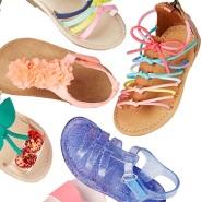 【Doorbusters】Carter's 卡特美国官网:精选童鞋