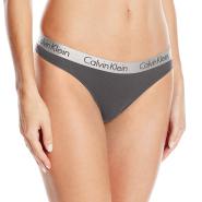 【中亚Prime会员】Calvin Klein 卡尔文克莱恩 舒适经典logo女士三角低腰内裤