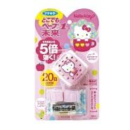 手慢无!【日本亚马逊】VAPE 未来 Hello Kitty 电子驱蚊器套装