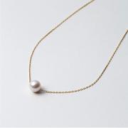 【女王節】Akoya 海水珍珠K18金鏈