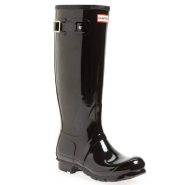 Hunter Original High Gloss Boot 女款漆皮雨靴