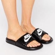 2件包邮中国!Nike 耐克 Benassi 女款时尚拖鞋