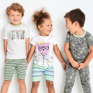 【女王节】【Doorbusters】Carter's 卡特美国官网:精选儿童睡衣