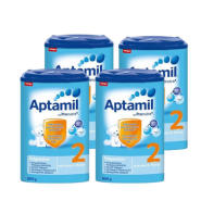 【立减8欧】Aptamil 爱他美 2EP婴儿奶粉 2段 800g*4盒