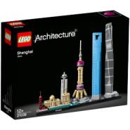 8.7折!LEGO 乐高建筑天际线系列:上海21039