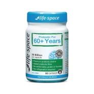 【立减5澳】Life Space 老年人益生菌 调节肠胃增强免疫力 60岁+ 60粒