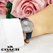 Coach 蔻驰 Delancey 系列 14502610 女士时尚小巧腕表